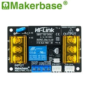 Image 2 - Makerbase MKS PWC مراقبة الطاقة السيارات انقطاع التيار المستمر للعب وحدة تلقائيا إيقاف السلطة كشف ثلاثية الأبعاد أجزاء الطابعة