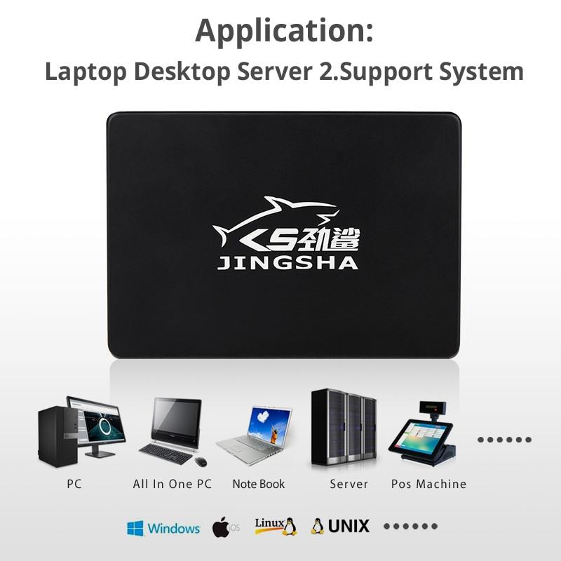 JINGSHA SSD 1tb 120gb 240 gb 480gb 2tb SSD HDD 2.5'' SSD SATA SATAIII 512gb 256gb 128gb Internal Solid State Drive for Laptop 5