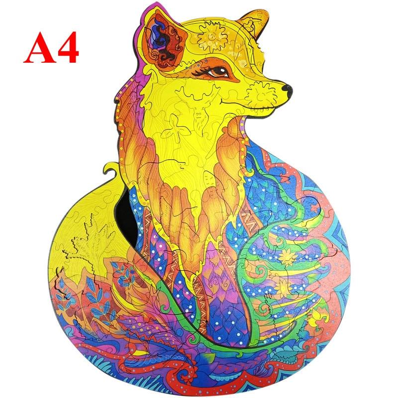 A4 Fox