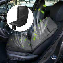 12V Summer Car Seat Cushion Cover Cooling Air Ventilated Fan Conditioned Cooler Pad Ventilation