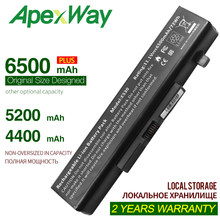 Портативный аккумулятор ApexWay для Lenovo B490 B590 ThinkPad Edge E430 E440 E431 E435 E530 E531 E535 E540 E430C 45N1050