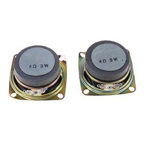 Image 5 - Mini 3W głośnik DIY Kit z przezroczysta powłoka dźwięk komputerowy elementy elektroniczne Dropship