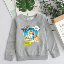 2020 Spring Autumn Boys Sweatshirt Kids Baby Girls Hoodies P