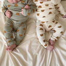 Боди с длинным рукавом для новорожденных мальчиков на весну
