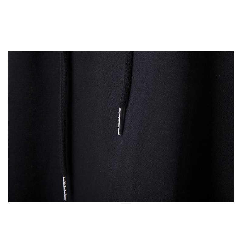 新秋冬メンズマントコートパーカートレーナーヴィンテージゴシックトップス大人ユニセックスパーカープラスサイズ