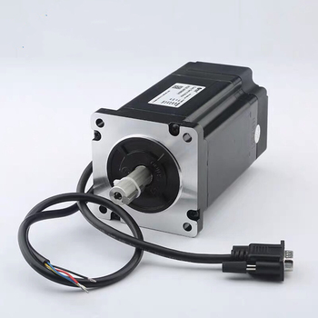 Leadshine 8Nm hybrid servo closed-loop stepper motor 86HSM85E1 easy servo motor
