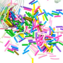 20 Gram Rainbow Color Polymer Caly Sprinkles|Polymer Clay Crafting Sprinkles|Baby Shower Party Decoration