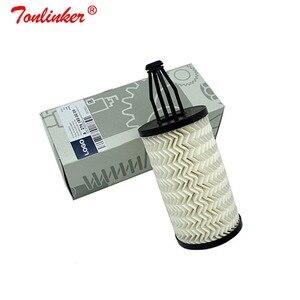 Image 2 - Filtre À huile A2761800009/2761840025 1 Pièces Pour Mercedes C CLASS W205 A205 C205 S205 2014 2019 C43 C400 C450 Modèle Blanc Papier Filtre