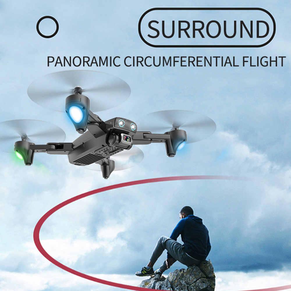 Drohne S167 GPS Drone 4K HD zwei Kameras Quadrocopter Faltbar Selfie Flugzeug