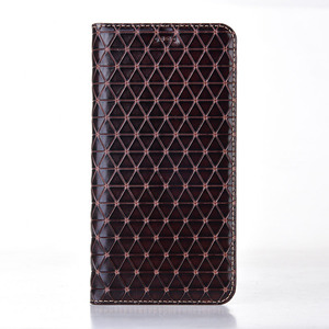 Image 5 - Magnet Natural Genuine Leather Skin Flip Wallet Book Phone Case Cover On For Xiaomi Redmi 4X 4A 5A 5 Plus 4 X A 5Plus 16/32 GB