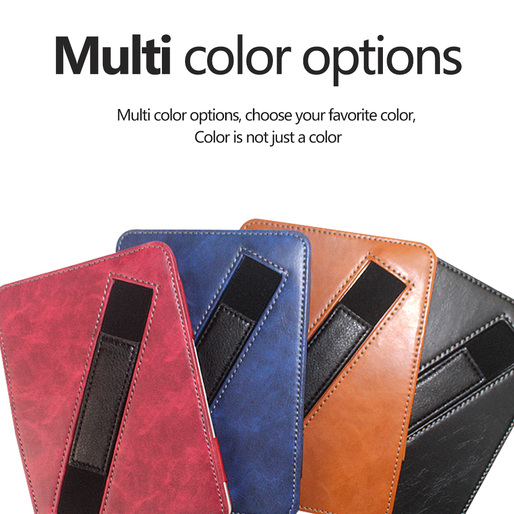 Afesar Digma E654 R654 R658 EReader Ebook Cover Case Leather Pouch With Handle High-quality