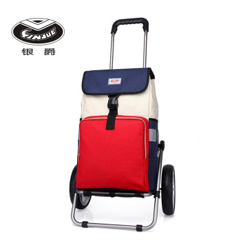 YINJUE Shopping Luggage Cart Trolley on wheels with Rolling Travel Backpack sets Suitcase Aluminum free shipping Trolley bags resin kits 1 35 stalingrad s 3011 russian refugees with cart set indue 4 figures cart horse and possess free shipping