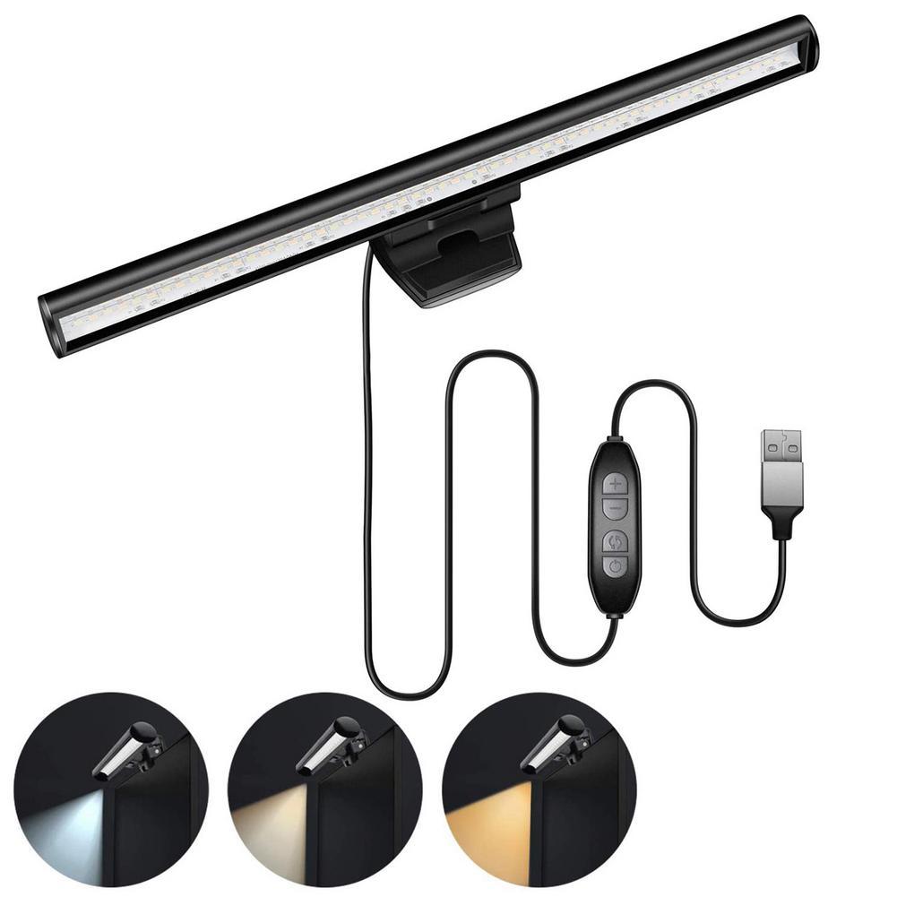 Reading-Lamp Monitor Light-Bar Laptop-Screen Dimmable Desktop LED Eye-Protection