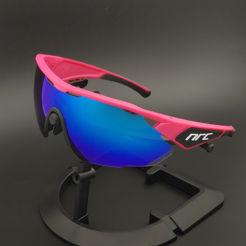 Image 2 - NRC Outdoor Photochromic Cycling Glasses Men Women Motorcycle Sunglasses UV400 Driving Fishing Glasses Oculos De CiclismoCycling Eyewear   -