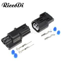 2 контакта, разъем для датчика освесветильник ности 6188-0589 6189-0890 для Honda 91706-PLC-0030-H1, 1-20 комплектов