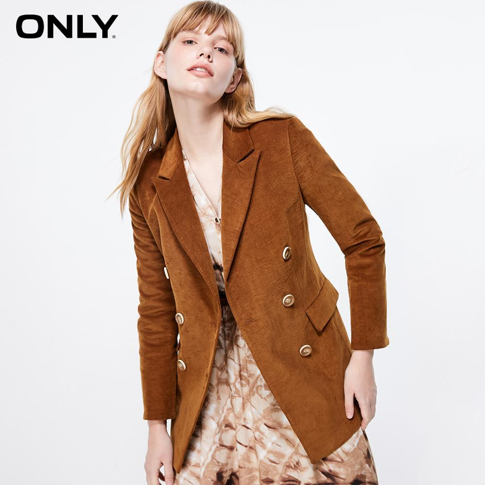 ONLY Autumn Winter Women's Vintage Suit Jacket | 119308538