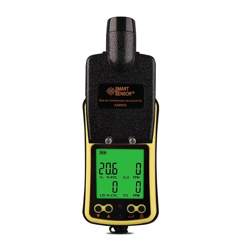 Esperto da Bomba de Amostragem do Sensor Conectadas ao Analisador As8930 para Ferramentas dos Detectores de Gás Acessório Externo