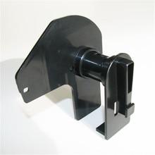 1 шт. многоразовый черный пластиковый держатель съемный картридж черная пластиковая рамка черная катушка для DK 11201 DK-11201 DK11201 1201