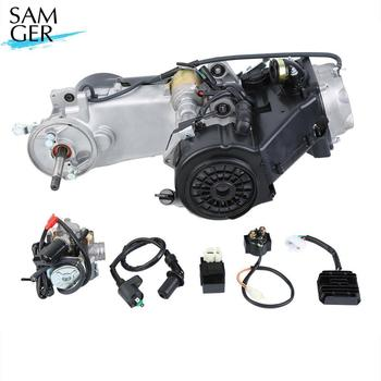 Samger GY6 150CC 4-Stroke Engine Kit gy6 scooter engine 7000r/min Scooter ATV Go Kart Scooter Moped Motor 125cc