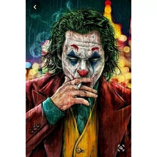 DIY Painting By Numbers Kit acrylic paint by numbers Wall Art Special gift Canvas Painting on canvas Figure