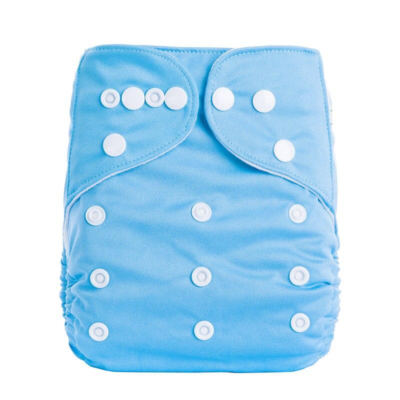 Newborn Cloth Nappy Pocket Nappy Organic Cotton Diaper Plastic Diaper Pants A20