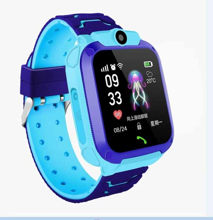 2019 New Smart watch LBS Kid SmartWatches Baby Watch for Children SOS Call Location Finder Locator Tracker Anti Lost Monitor