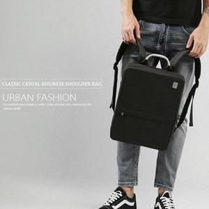 Image 2 - カイカップルのバックパックミニマリズム高品質ラップトップビジネス旅行男性女性2020ファッションバッグ防水男性スクールスタイル