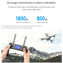 K20 GPS Drone with 4K HD Camera
