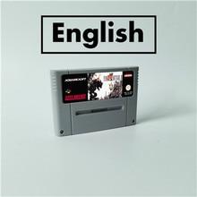 เกมสุดท้ายแฟนตาซี VI 6 เกม RPG การ์ด EUR รุ่นภาษาอังกฤษประหยัดแบตเตอรี่