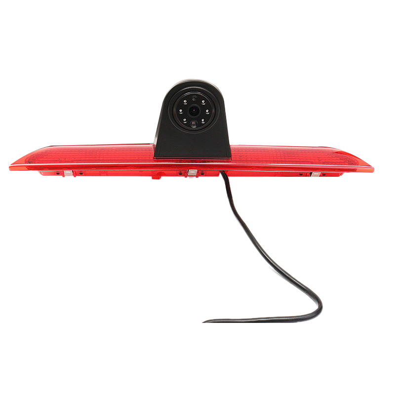 Car 3Rd Brake Light Rear View Camera Led Light Night Vision Waterproof for Ford Transit|Vehicle Camera| |  - title=