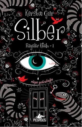 Silber-książka marzeń 1 (twarda okładka)-Kerstin Gier turecki normalny rozmiar snów do krainy tajemniczej, wzbudzającej ciekawość…