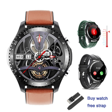 2021 Bluetooth Call Smart Watch Men Fitness Watch Sports Bracelet Waterproof IP67 Full Touch Smart Band Custom Face For Android