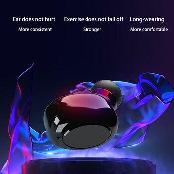 TWS In Ear Blutooth 5.0 Earphone Wireless Earbuds 9D Stereo Sport Headset Binaural Call audifonos para celular Elair nanopods 2