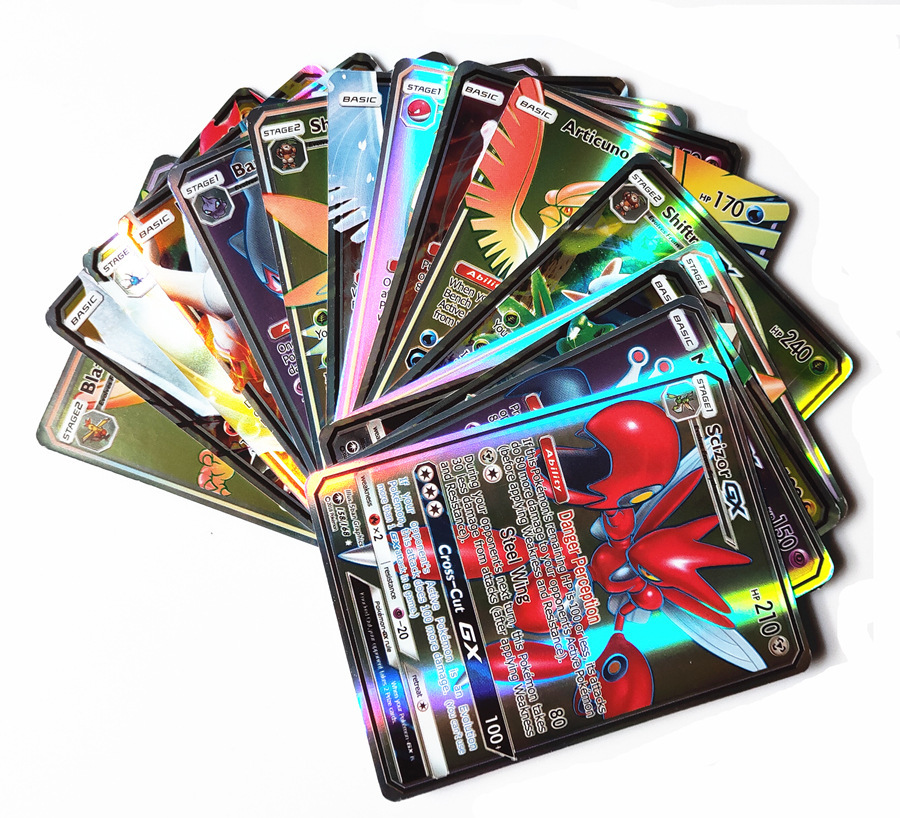 300-pieces-gx-60-100-pieces-mega-shiny-cards-game-battle-card-trading-cards-game-font-b-pokemons-b-font-children-toy