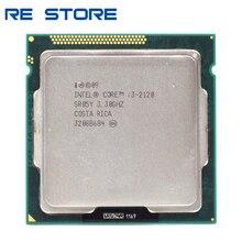 使用インテルコアi3 2120 プロセッサ 3.3ghzの 3 メガバイトのキャッシュデュアルコアソケット 1155 65 ワットデスクトップcpudesktop cpuintel core i3core i3 2120