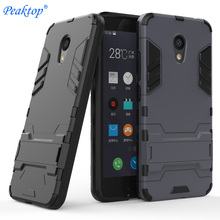 Full Shockproof Armor Phone Case For MEIZU M5C M6 M5 Note MX6 M3S Prot