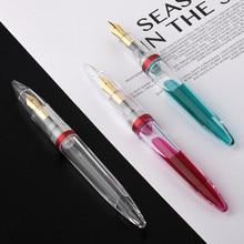 Elegant Fountain Ink Pen For School Office Supplies Writing Calligraphy Cute Kawaii Pens