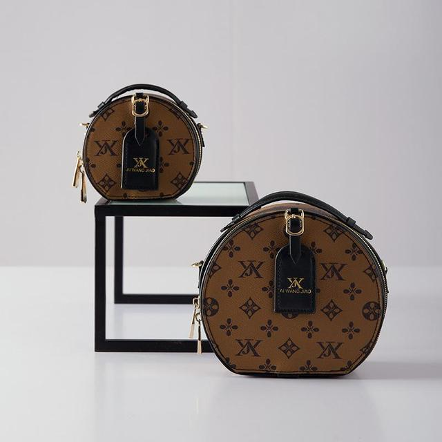 bags for women 2020 new presbyopic fashion small round bag portable travel bag 3