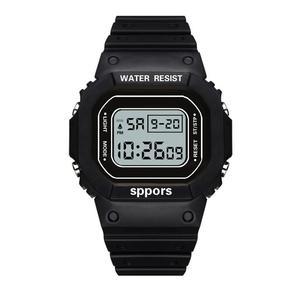 Светящиеся светодиодные часы, студенческие спортивные часы, детские наручные часы, мужские многофункциональные часы, детский будильник, ча...