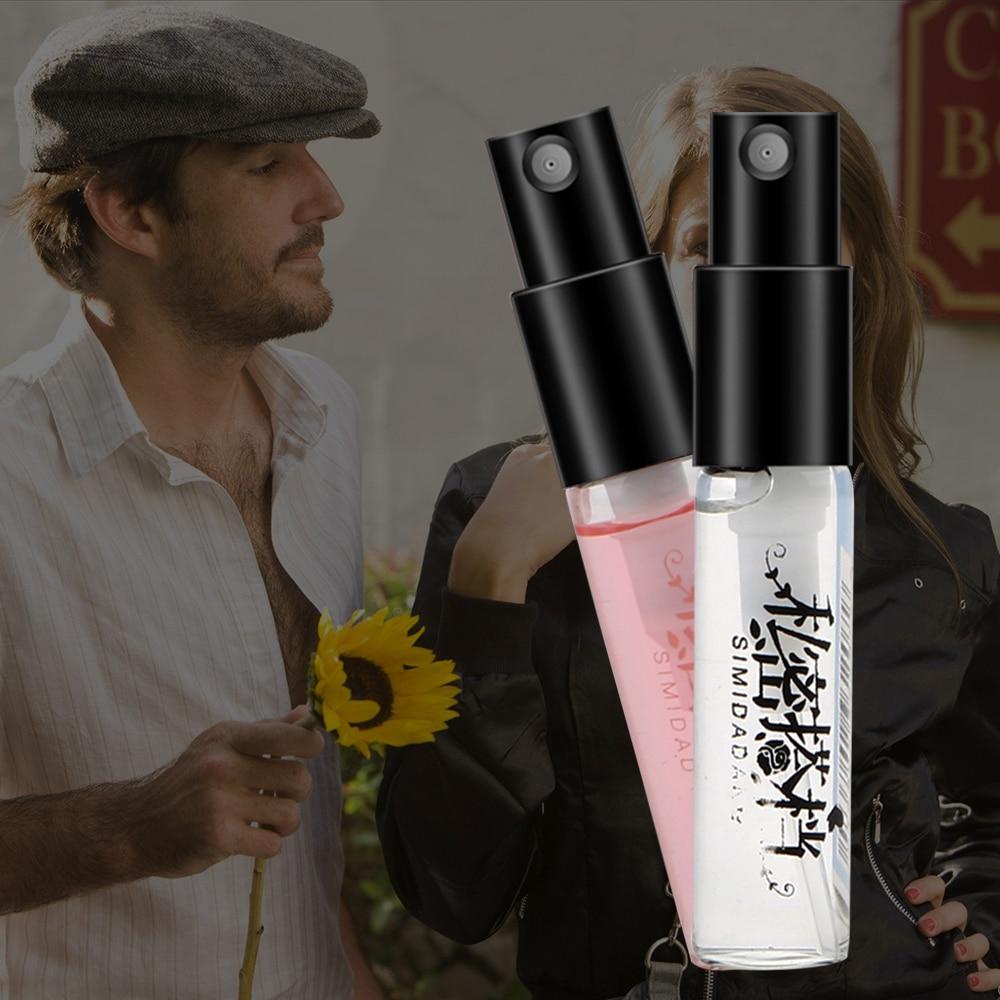 IKOKY 3ML Body Spray Pheromone Perfume Sexual Products Temptation Flirt Perfume Orgasm Attract Women Aphrodisiac Men