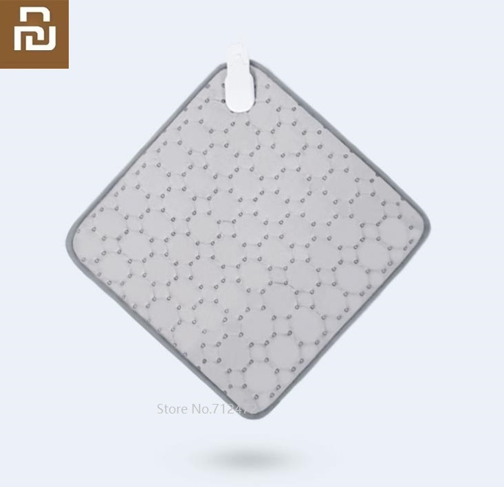 Youpin Home Office Remove Mites Physiotherapy Heating Pad Convenient Washing Safety Soft And Comfortable Heating Cushion