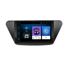 Für lifan x50 2015-2019 9 inch 2 Din 2,5 D Auto Multimedia Player Android 8,1 Wifi GPS Navigation