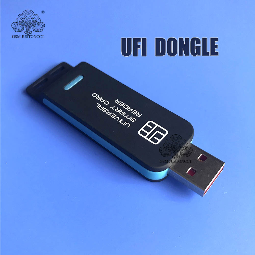 The  2020 Newest  International  Version  Ufi Key / Ufi Dongle / Ufi Tool Dongle Work With Ufi Box