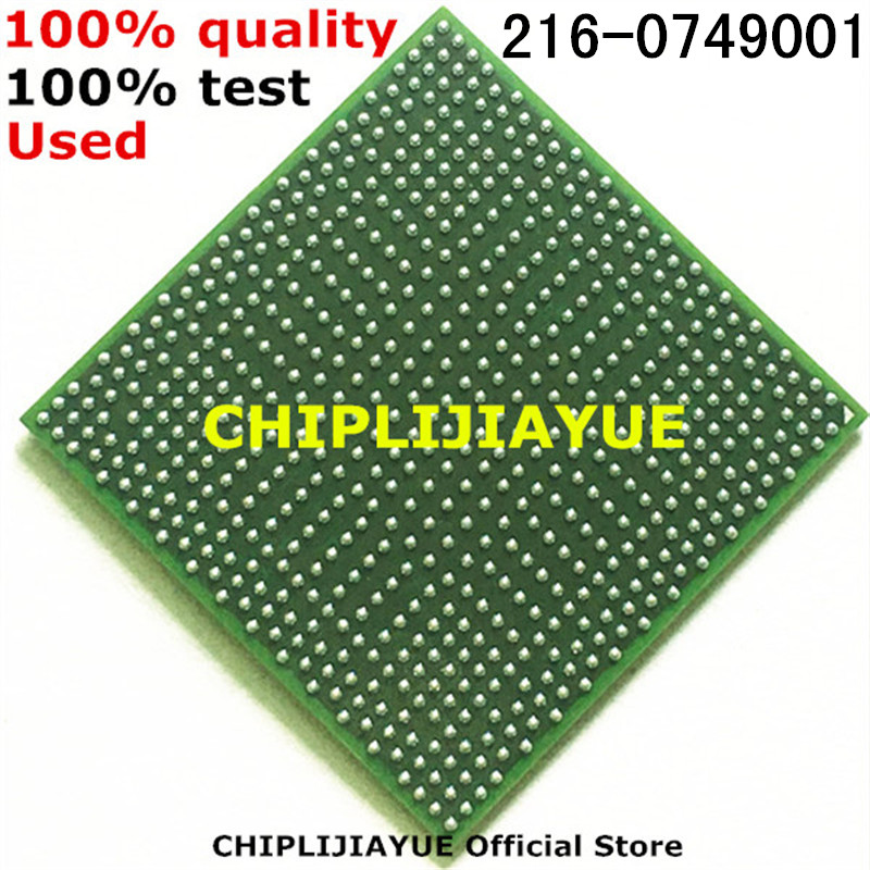 1-10PCS 100% Test Very Good Product 216-0749001 216 0749001 IC Chips BGA Chipset