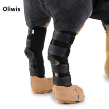 Dogs-Pad Brace Legs Training 1-Pair Hock-Protector Pet-Dog Knee Outdoor Therapeutic-Support
