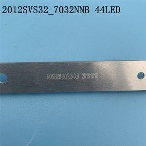 Image 5 - 44LED * 3V yeni LED şerit 2012SVS32 7032NNB 44 2D REV1.0 Samsung V1GE 320SM0 R1 UA32ES5500 UE32ES6100 UE32ES5530W UE32ES5507