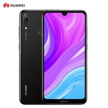 Original Huawei Y7 SmartPhone 4GB RAM 64GB ROM handy 8MP + 13MP Kamera Smart Telefon Snapdragon 450 smartphone 6,39 Zoll