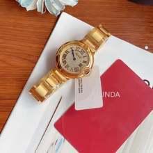 Часы наручные женские полностью алмазные автоматические брендовые