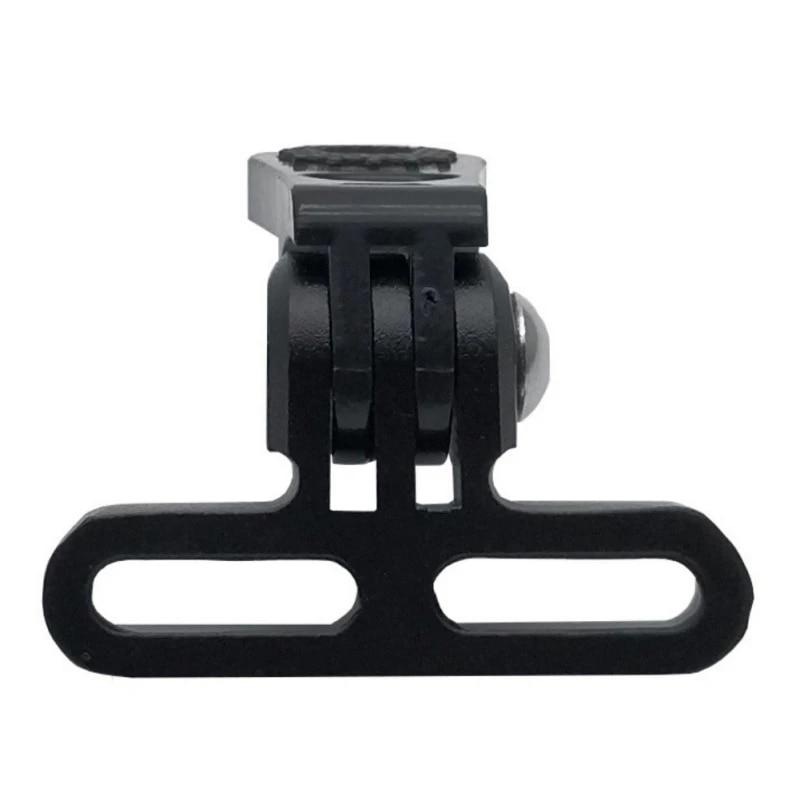 Bicycle Holder Adapter For Sport Camera Light Lamp Rack Cameras Bike Handlebar
