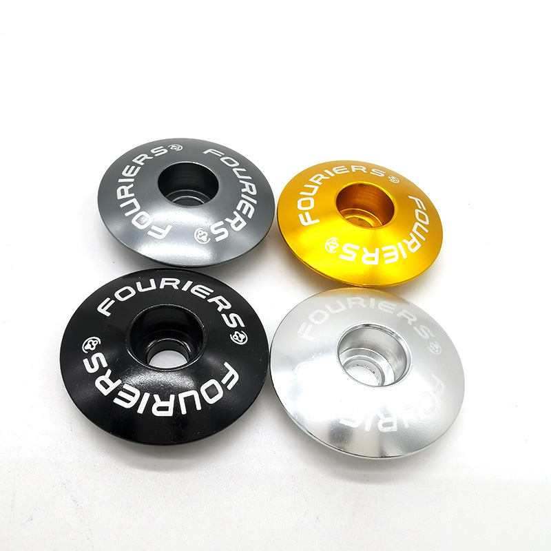 """Bike Beer Headset Top Cap /& Bolt 1 1//8/"""" Beer cap Cover For 28.6mm Fork Fouriers"""